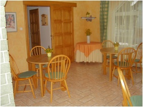 Pension Kiskut Liget - Gyor, Breakfast room