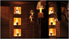Buddha Bar Hotel Budapest Klotild Palace, Restaurant