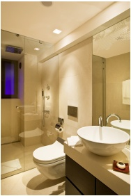 Bathroom - Buddha Bar Hotel Budapest Klotild Palace