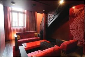 Suite - Buddha Bar Hotel Budapest Klotild Palace