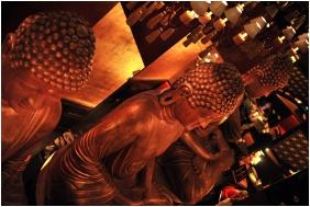 Buddha Bar Hotel Budapest Klotild Palace, Restaurant - Budapest