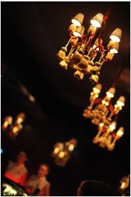 Restaurant - Buddha Bar Hotel Budapest Klotild Palace