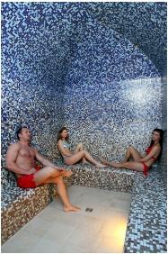 Gőzfürdő - Ködmön Wellness Hotel