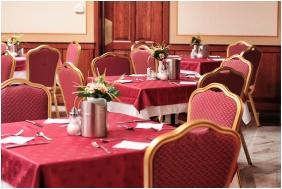Sala pentru micul dejun, Wellness Hotel Kodmon, Eger