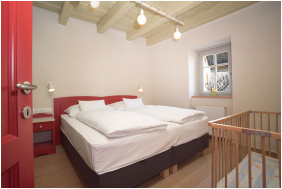 Hálószoba, Kolping Hotel Spa & Family Resort, Alsópáhok