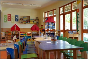 Kolping Hotel Spa & Family Resort, Alsópáhok, Játszószoba gyerekeknek