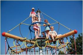 Játszótér, Kolping Hotel Spa & Family Resort, Alsópáhok