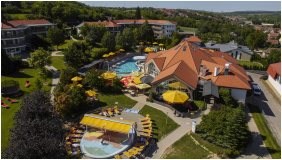 Kolping Hotel Spa & Family Resort, Felülnézet
