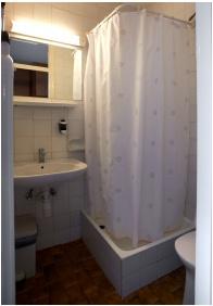Shower, Comfort Hotel Platan, Harkany