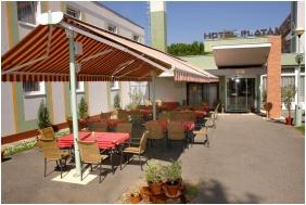 Bar Terrace, Comfort Hotel Platan, Harkany