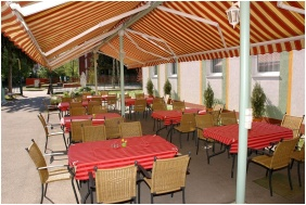 Comfort Hotel Platan, Bar Terrace