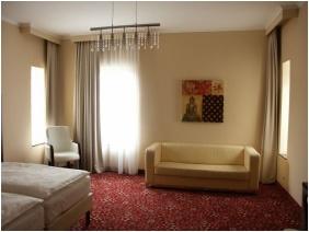 Standard room - Hotel Krstaly mperal