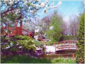 Laci Betyar Inn, Hajduszoboszlo, Lake