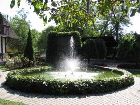 Inner garden - Laci Betyar Inn
