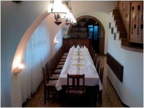 Laci Betyar Inn, Hajduszoboszlo, Restaurant