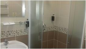 Fürdőszoba - Land Plan Hotel & Restaurant