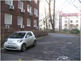 Lesle Apartments, Parkn place - Budapest