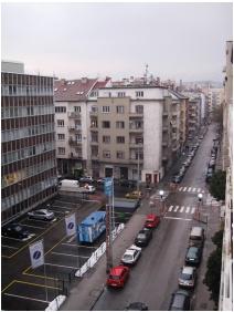 Aussensicht, Leslie Apartments, Budapest