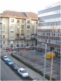 Lesle Apartments, Exteror vew