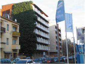 Buldn, Lesle Apartments, Budapest