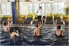 Lifestyle Hotel Mátra, Aqua fitness
