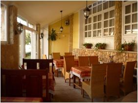 Major Pension & Restaurant, Roof Terrace - Hajduszoboszlo