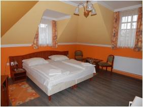 Room for four people, Major Pension & Restaurant, Hajduszoboszlo