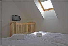 Malomkert Panzió, Comfort családi szoba