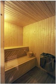 Sauna - Pensıon Malomkert