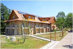 Malomkert Panzió, Külső kép - Nagybörzsöny