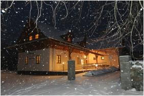 Malomkert Panzió, Télen