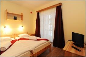 Classic szoba, Malomkert Panzió, Nagybörzsöny