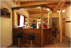 Pensıon Malomkert, Bar desk - Nağyborzsony