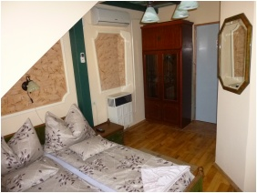 Margareta Pension, Double room