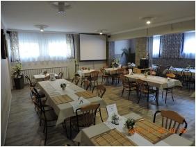 Étterem, Márvány Hotel, Hajdúszoboszló