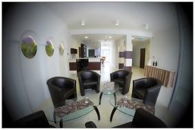 Meridian Thermal Hotel, Reception area - Harkany