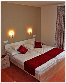 Meridian Thermal Hotel, Comfort double room - Harkany