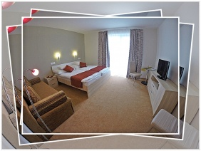 Comfort double room - Meridian Thermal Hotel