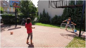 Udvar - Gyulai Mese ház Apartman