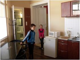 berendezés - Gyulai Mese ház Apartman