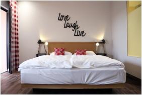 Mjus World Resort & Thermal Park, Standard szoba