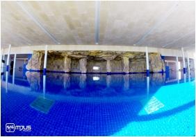 Mjus World Resort & Thermal Park, Fedett medence - Körmend