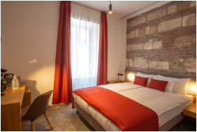- Monastery Boutique Hotel Budapest