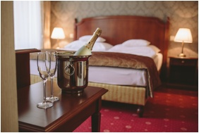 Classic szoba, Mozart Hotel, Szeged