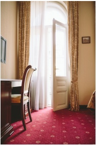 Mozart Hotel, Classic szoba
