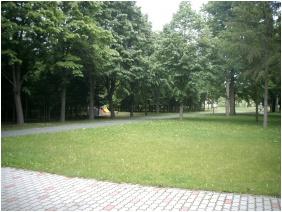 Násfa Hotel & Spa, Belső kert