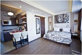 szobabelső - Németh Apartmanok