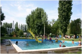 Nereus Park Hotel, İn the summer - Balatonalmadı