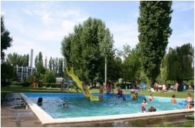 Nereus Park Hotel, In the summer - Balatonalmadi