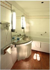 Fürdőszoba, Novotel Szeged Hotel, Szeged
